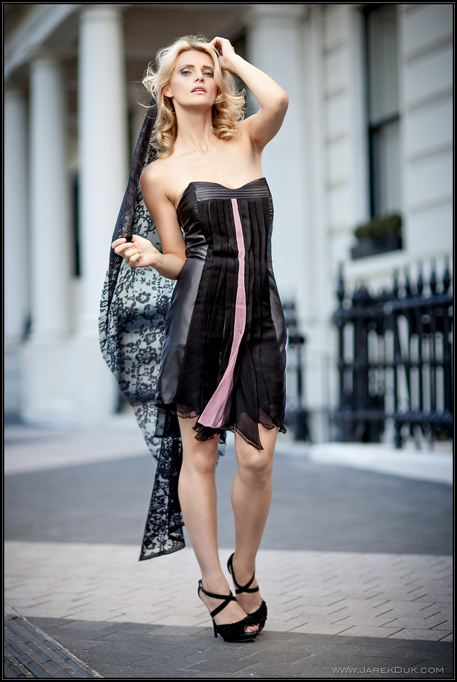 Chic and Sophisticated Fashion Photography London