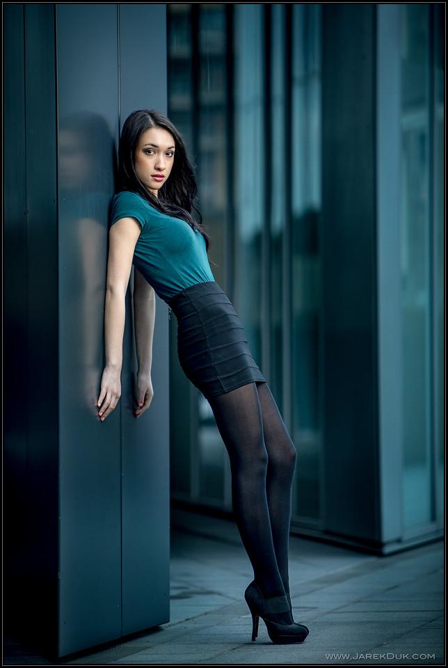 Modelling portfolio London