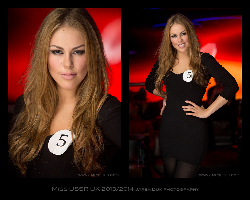 Miss USSR UK 2013-2014 exclusive London casting photos